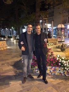Patrick Ericson & Eric Luna
